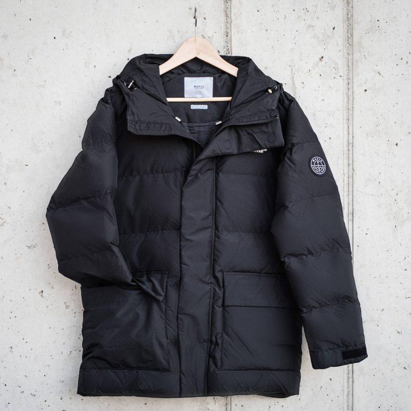 Makia Berg Jacket Bagjump