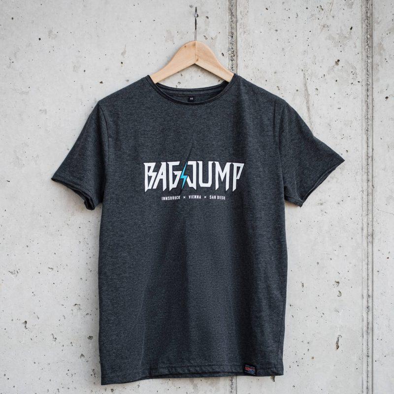 Bagjump T-Shirt Innsbruck Vienna San Diego