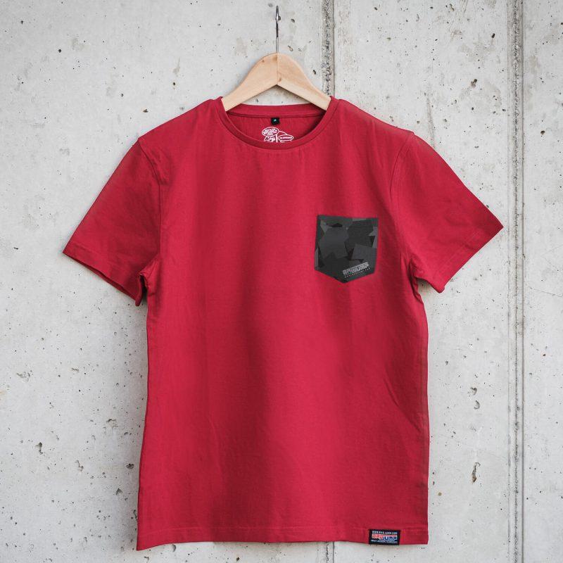 Bagjump T-Shirt Red